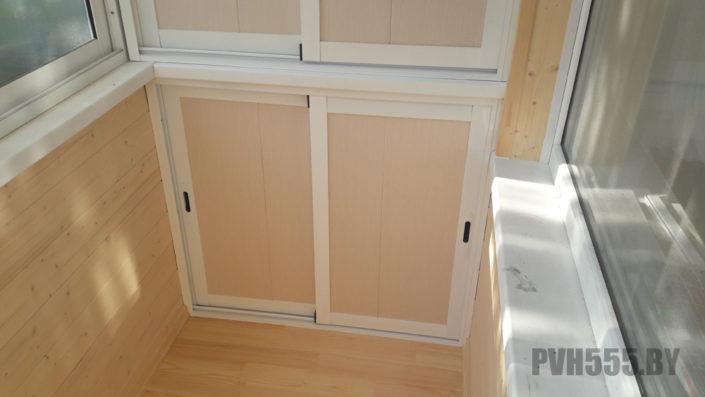 Шкафы для балкона