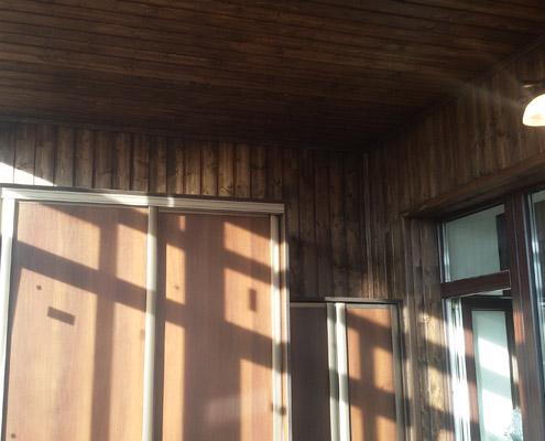 Изготовление раздвижных шкафов на балкон