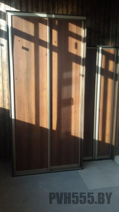 Изготовление раздвижных шкафов на балкон 2