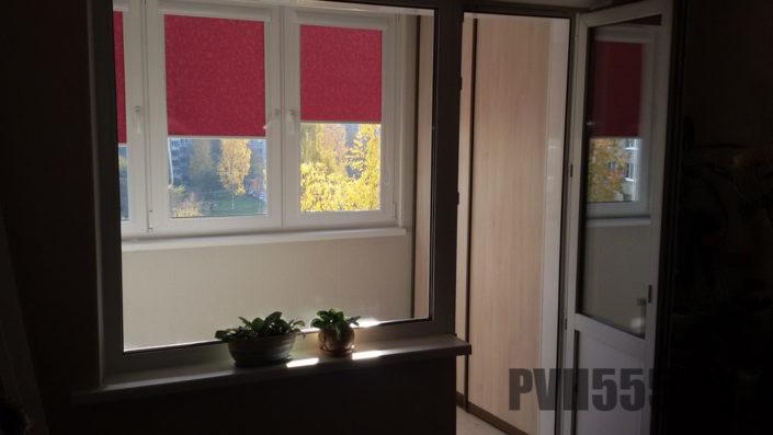 Изготовление раздвижных шкафов на балкон 4