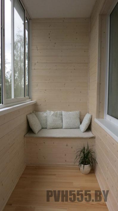 Изготовление тумб и ящиков на балкон 1-1