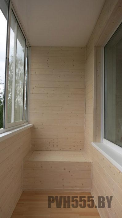 Изготовление тумб и ящиков на балкон 1-3