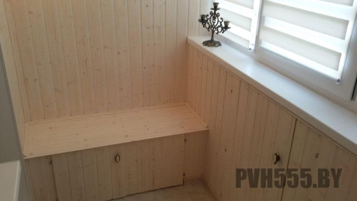 Изготовление тумб и ящиков на балкон 10