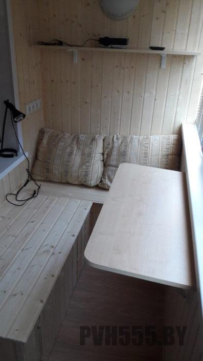 Изготовление тумб и ящиков на балкон 11