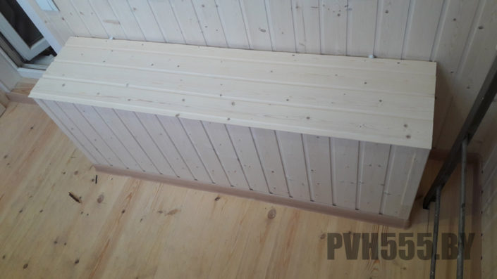 Изготовление тумб и ящиков на балкон 4