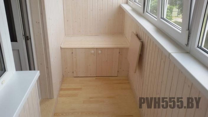 Изготовление тумб и ящиков на балкон 9