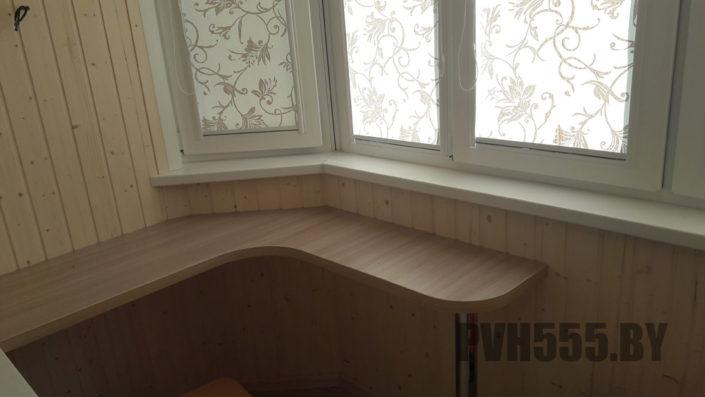 Изготовление журнальных столов на балкон 2