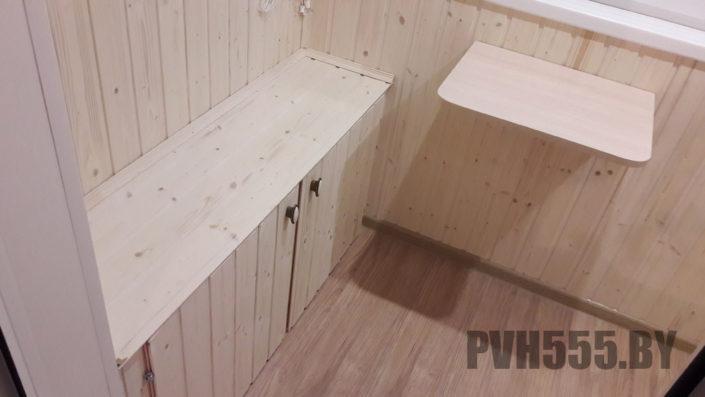 Изготовление журнальных столов на балкон 6
