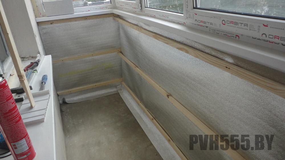 Утепление балконов и лоджий в минске утеплить балкон или лод.